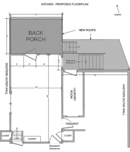 Seeking Layout Help For Kitchen Remodel/expansion