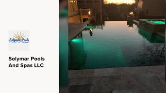 Company Highlight Video by Solymar Pools And Spas LLC