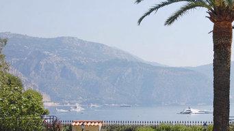 Una residenza preziosa in riva al mare