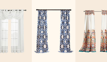 Bestselling Curtains Under $50