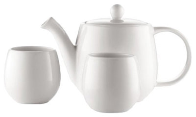 Contemporary Tea Sets by Sears