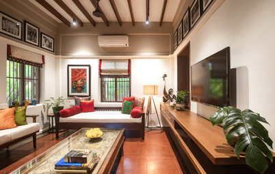 Before & After Houzz: An Ancestral Chennai Home Is Brought Back to Life