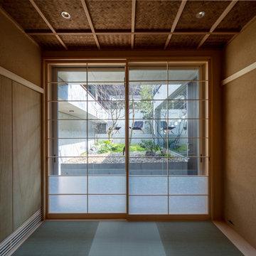 長岡京のコートハウス