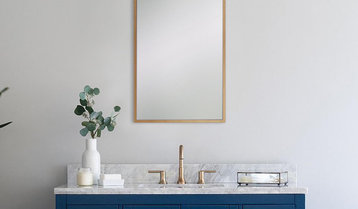 Highest-Rated Bathroom Vanity Lighting and Mirrors