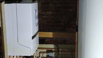 New System boiler and unvented Cylinder in a HMO Property