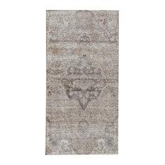 Ashraf Vintage Overdyed Floor Rug, 70x140 cm