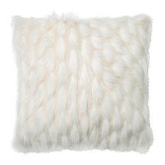 """Loloi Inc. 22""""x22"""" Pillow, White"""