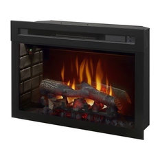 """Multi-Fire XD Realogs Electric Fireplace, 25"""""""