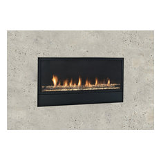 "42"" Artisan Total Signature Command Vent Free Linear Fireplace, 42"" - Propane, W"
