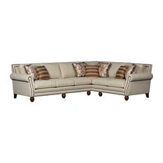 Beau Chelsea Home   Swampscott Sectional   Sectional Sofas