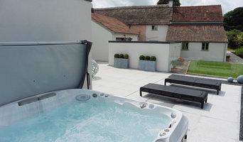 Brook Farm Sauna & Hot Tub Project