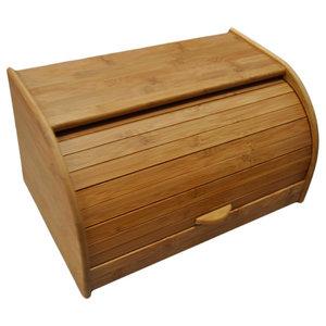Bamboo Bread Bin