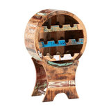 Drift Wood Wine Cabinet
