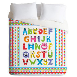 Great Contemporary Kids Bedding by Deny Designs