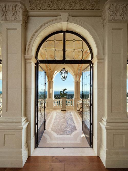 Classic Palladian Villa - Windows And Doors & Classic Palladian Villa