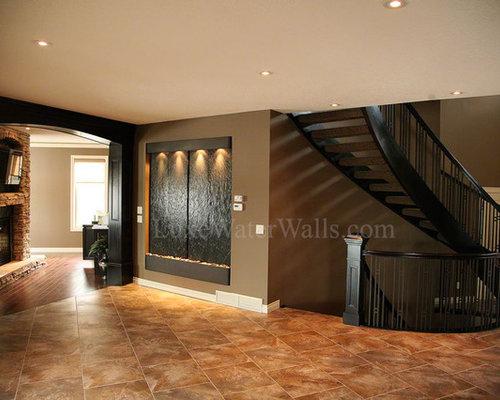 Indoor Water Wall   Houzz