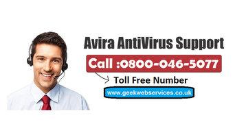 Avira Support Number 0800-046-5077 Avira Helpline Number