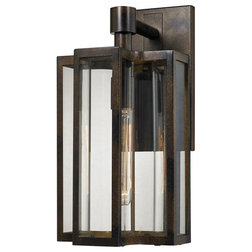 Industrial Outdoor Wall Lights And Sconces by ELK Group International