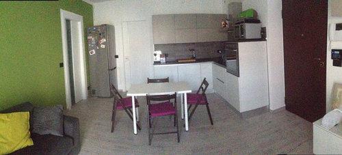 Consiglio tavolo+sedie cucina-living
