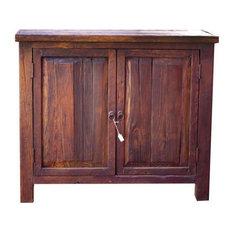 Maron Reclaimed Wood Vanity 30x22x36 Single Sink