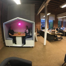 Mobile Meeting Pod