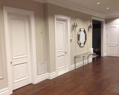 2 Panel White Primed Interior Doors By Eto Doors