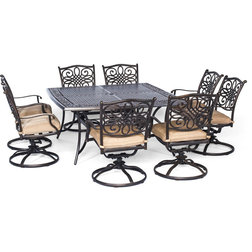 Traditional Outdoor Dining Sets by Almo Fulfillment Services