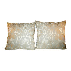 Shimmer Kidney/Photos Are Of Shimmer Pair 90/10 Duck Insert Pillow With Cover