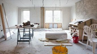Pendant travaux de rénovation d'appartement Asnières-sur-Seine