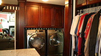 Master Closet Cabinetry