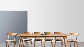 Magnus Dining Table - Solid Oak - 240x100cm