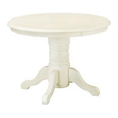 Pedestal Standard Height Dining Tables Houzz