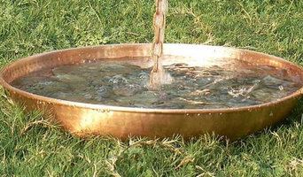 Copper Hammered Anchoring Basin 15 inches