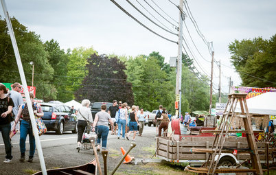 Happening Now: The Brimfield Antique Show