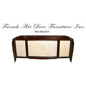 Beau French Art Deco Furniture Inc