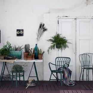 Новые идеи обустройства дома: идея дизайна в стиле шебби-шик