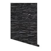 Removable Wallpaper-Ontario Rocks-Peel & Stick Self Adhesive, 24x120