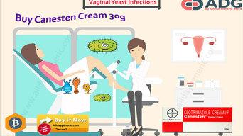 Canesten Vaginal Cream 30g
