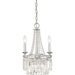 Vintage Traditional Chandeliers by Quoizel