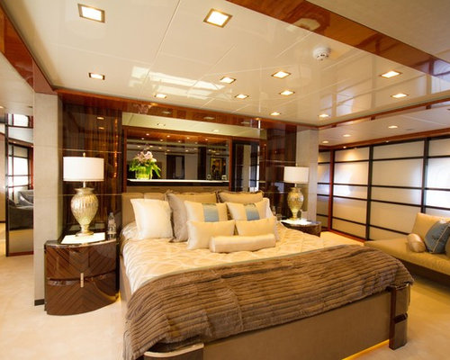 Best yacht decor design ideas remodel pictures houzz for Yacht interior design decoration