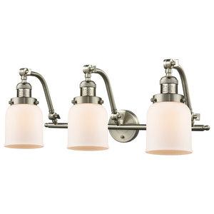 Innovations Lighting 515-3W-Sn-G51 3 Light Bathroom Fixture