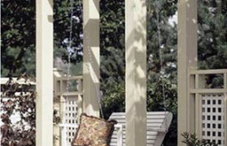Arbor Woodworking Plan at FamilyHomePlans.com