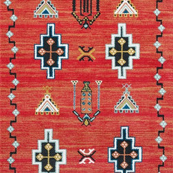 Southwestern Area Rugs by Oak Idea Corporation