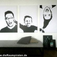 Familienfoto mal anders