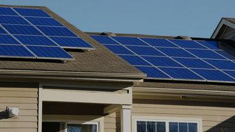 Residential Solar Work