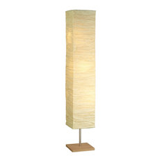 "Adesso 8022 Dune 3 Light 58""H Floor Lamp - Silver"