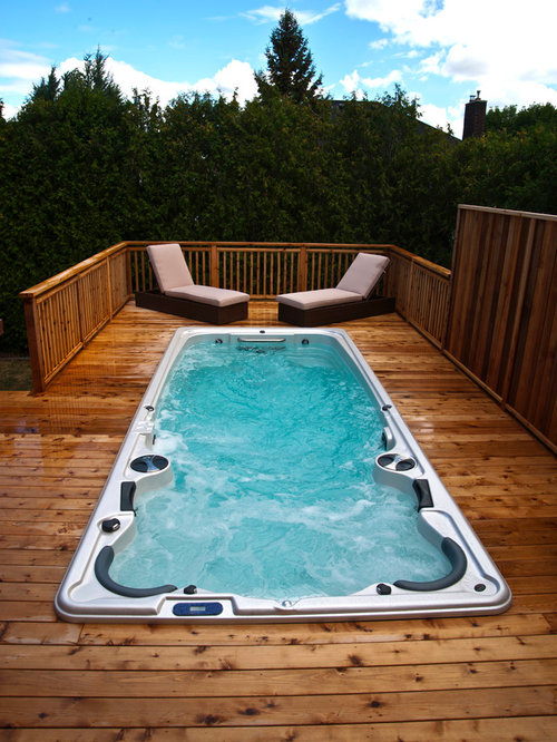 The Hot Tub and Swim Spa Company Unique Patented Self-Cleaning ...