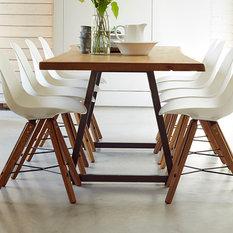 Contemporary Dining Sets. Contemporary Dining Sets Theo Kirin Seater Table  Houzz