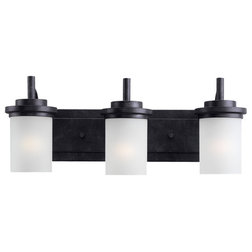 Transitional Bathroom Vanity Lighting by Sea Gull Lighting
