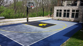 Iowa Backyard Courts